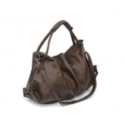 Fashion Women's Shoulder Bag With PU Leather and Solid Color Design