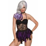 Ocean Witch Fantasy Lingerie Costume