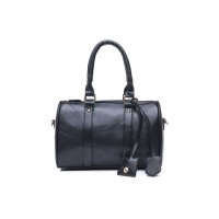 Elegant Women's Street Level Handbag With Tote and Pendant Design
