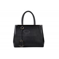 Work Women's Business Tote With PU Leather Vintage Solid Color Design