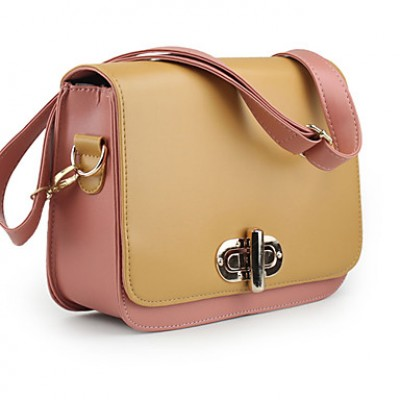 Trendy Vintage Crossbody Bag