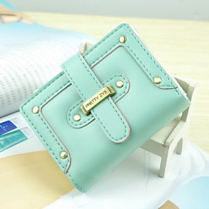 Women's Elegant Short Wallet