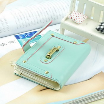 Women's Elegant Short Wallet