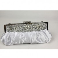 Women's Fashion Stylish Pearl Clutch