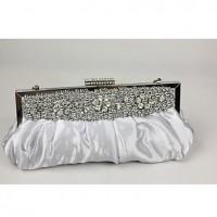 Women's Fashion Stylish Pearl Clutch